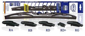 Задний стеклоочиститель Alca Rear 350 мм: купить за 699 руб