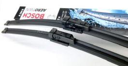 Комплект стеклоочистителей BOSCH AeroTwin A555S 600 мм и 400 мм: купить за 1899 руб