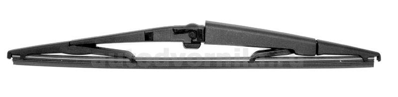 Задняя щетка BOSCH Rear H355 350 мм: купить за 890 ₽