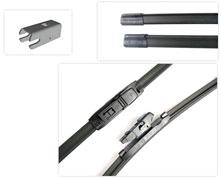 Комплект стеклоочистителей BOSCH AeroTwin A158S 700 мм и 400 мм: купить за 2199 руб