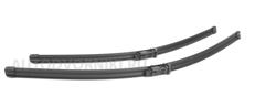 Комплект стеклоочистителей BOSCH AeroTwin A621S 650 мм и 500 мм: купить за 2990 ₽