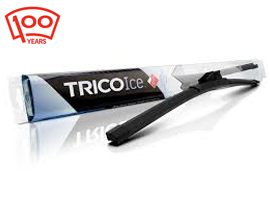 Бескаркасный стеклоочиститель Trico серия ICE (зимние) 450 мм: купить за 840 ₽
