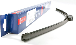 Бескаркасная щетка стеклоочистителя DENSO Wiper Blade DFR005 530 мм: купить за 1190 ₽