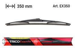 Задняя щетка Trico Exact Fit Rear EX350 350 мм: купить за 799 ₽