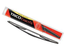 Задняя щетка Trico Exact Fit Rear EX404 400 мм: купить за 799 ₽