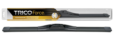 Бескаркасный стеклоочиститель Trico серия Force (усиленные) 350 мм: купить за 870 ₽