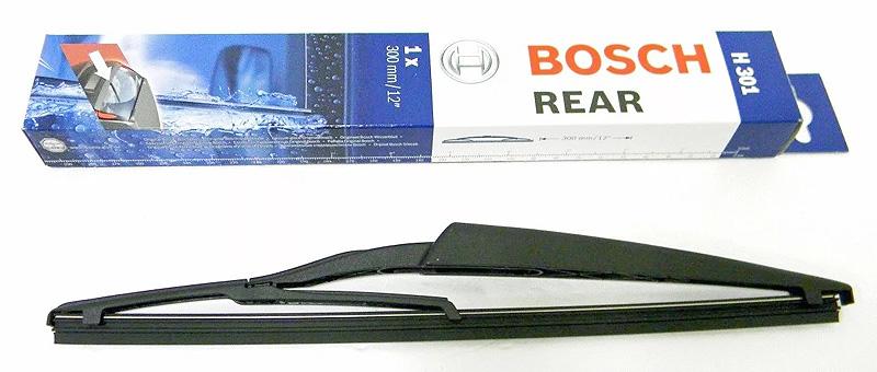 Дворники Задняя щетка BOSCH Rear H301 300 мм