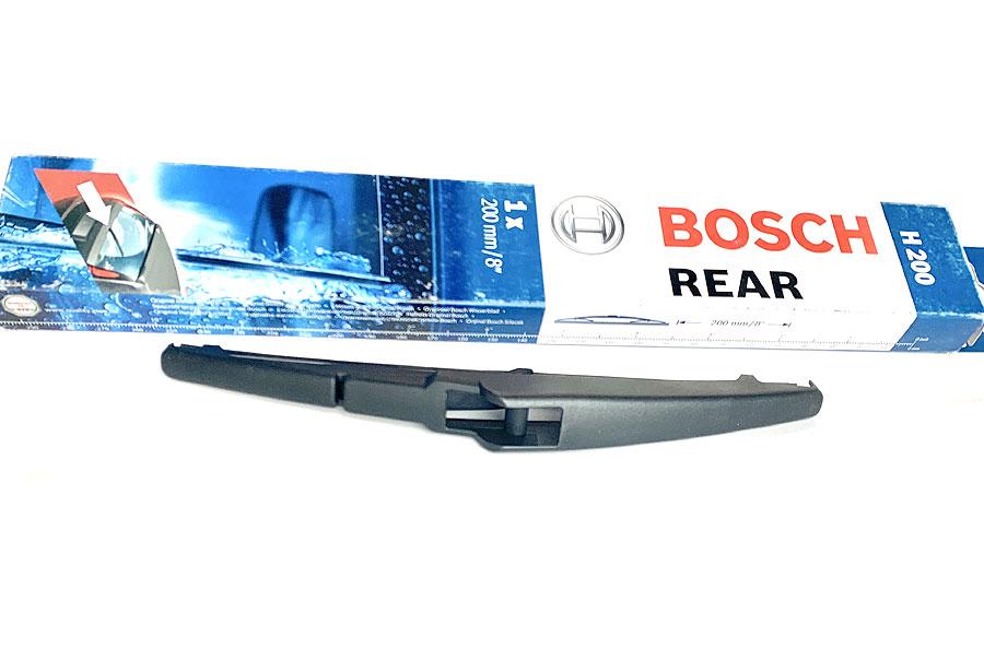 Дворники Задняя щетка BOSCH Rear H200 200 мм