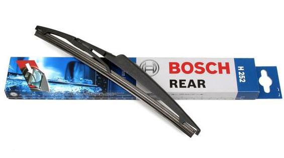 Дворники Задняя щетка BOSCH Rear H252 250 мм