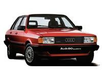 Стеклоочистители Audi 80
