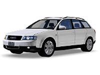 Стеклоочистители Audi A4/S4/RS4 Avant