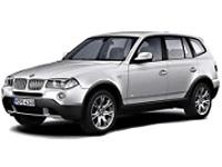 Стеклоочистители BMW X3/X3M