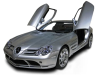 Стеклоочистители Mercedes-Benz SLR-Class