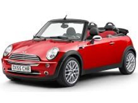 Стеклоочистители Mini Cabrio