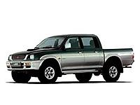 Стеклоочистители Mitsubishi L200