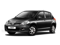 Стеклоочистители Nissan Tiida