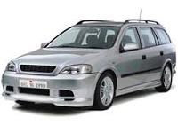 Стеклоочистители Opel Astra