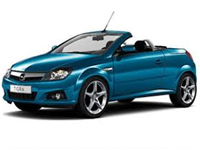 Стеклоочистители Opel Tigra